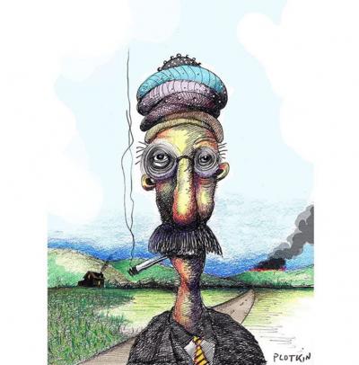 Jonathan Plotkin Artwork Spontonist.com