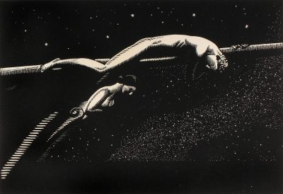 Rockwell Kent Over the Ultimate 1926